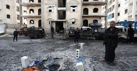 Son dakika: Esad rejimi ve Rusya yine sivilleri vurdu! 12 sivil hayatını kaybetti!