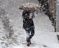 Kar geliyor! Meteoroloji illeri tek tek sıraladı!