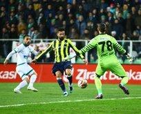 Fenerbahçe'de Hasan Ali Kaldırım isyanı