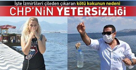 İzmirdeki kokunun nedeni belli oldu! İşte bilimsel sonuç