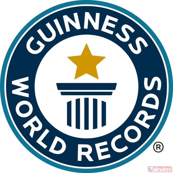En ilginç Guinness rekorları