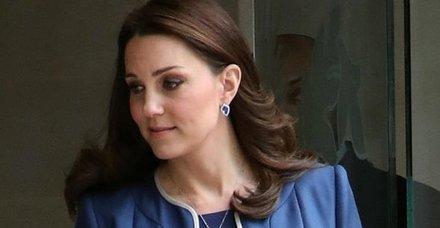 Kate Middleton'a kötü haber!  Meghan Markle...