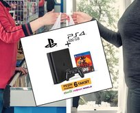 BİM'den PlayStation 4 ve Red Dead sürprizi!