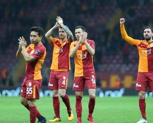 Galatasaray devler arenasında! Karşılaşmanın ilk 11leri belli oldu