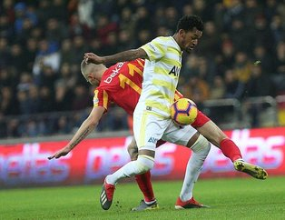 Kayserispor yenilgisi Fenerbahçe taraftarını çıldırttı!