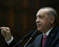 Başkan Erdoğan'dan Bülent Arınç'a sert sözler