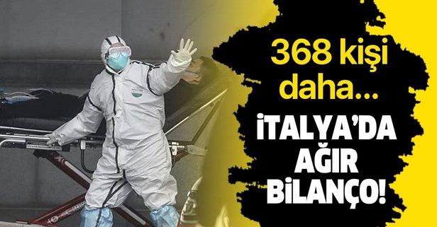 İtalya'da koronavirüs bilançosu ağırlaşıyor!