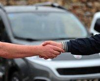 İkinci el otomobil pazarına kur ayarı