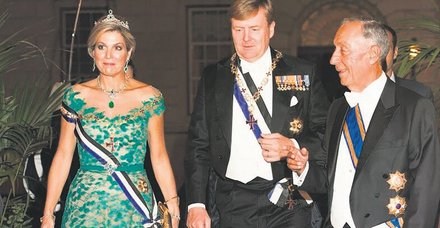 Turkish'i şıklık! İngilizler'den sonra Hollanda Kraliçesi Maxima da Türk tasarımını seçti