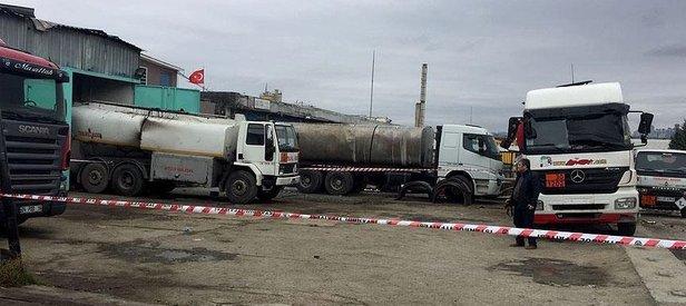 İstanbulda patlama! Ölü ve yaralılar var