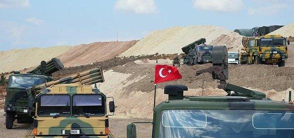 TSK UNSURLARI İDLİB'DE
