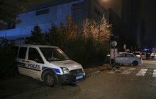 Ankara'da feci kaza: 2'si polis 3 yaralı!