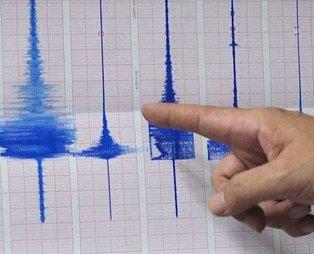 Ege Denizi'nde Muğla Datça açıklarında 3.9 büyüklüğünde deprem   AFAD, Kandilli son dakika deprem haberi...