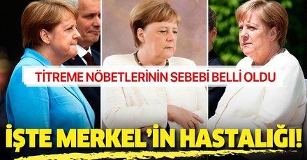 Angela Merkel'in titreme sebebi hipoglisemi atağı mı? Hipoglisemi nedir?