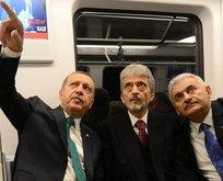 Erdoğandan Tunaya ilk talimat
