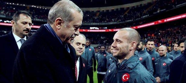 Bunu sadece Türkler yapardı