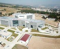 Dev hastane 3 yılda tamamlandı