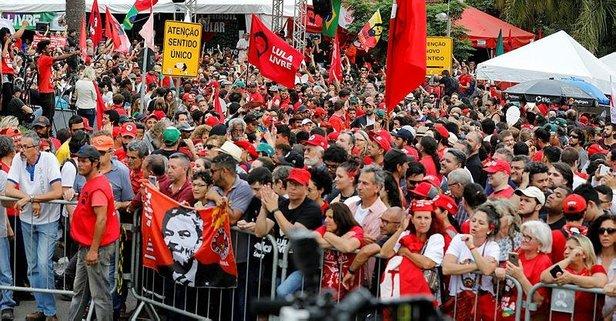 Flaş karar! Lula'ya 2 yıl sonra tahliye!