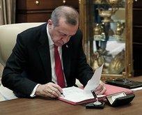 Başkan Erdoğan imzaladı! 7 ilde ilan edildi