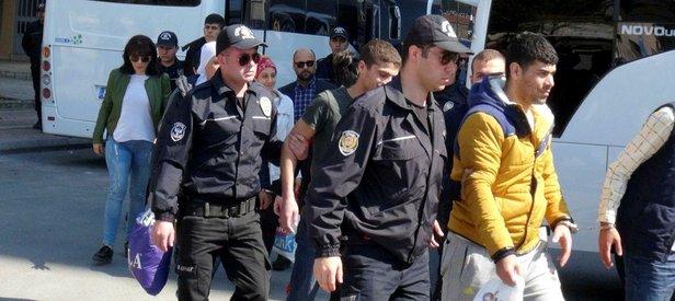 PKK/KCK'ya Nevruz operasyonu