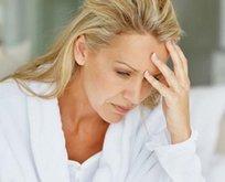 Stres erken menopoz nedeni