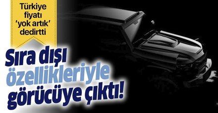 Dünyanın en güçlü SUV modeli olan 2020 Rezvani resmen tanıtıldı! Türkiye fiyatı 'yok artık' dedirtti