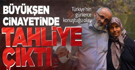 Türkiye'nin konuştuğu cinayette tahliye çıktı