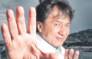 Jackie Chan'li tanıtım