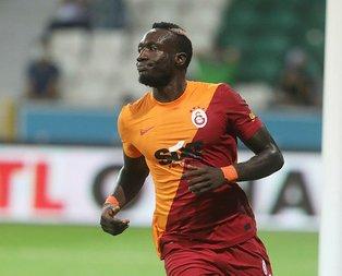 Galatasaray'da Mbaye Diagne krizi kapıda