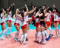 16 Yaş Altı Voleybol Milli Takım'ı Avrupa şampiyonu