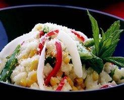 Hindistan Cevizli Salata Tarifi