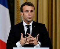 Türkiye'den Macron'un skandal açıklamalarına yanıt