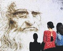 Kızıl saçlı Türk da Vinci