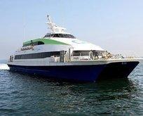 BUDO, İDO deniz otobüsleri yasak mı?