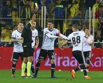 Beşiktaşlı futbolculardan hakeme kritik soru