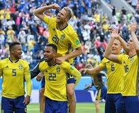 İsveç mucizesi devam ediyor!