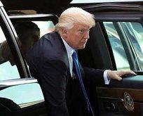 Trump'ın vahşi aracı!