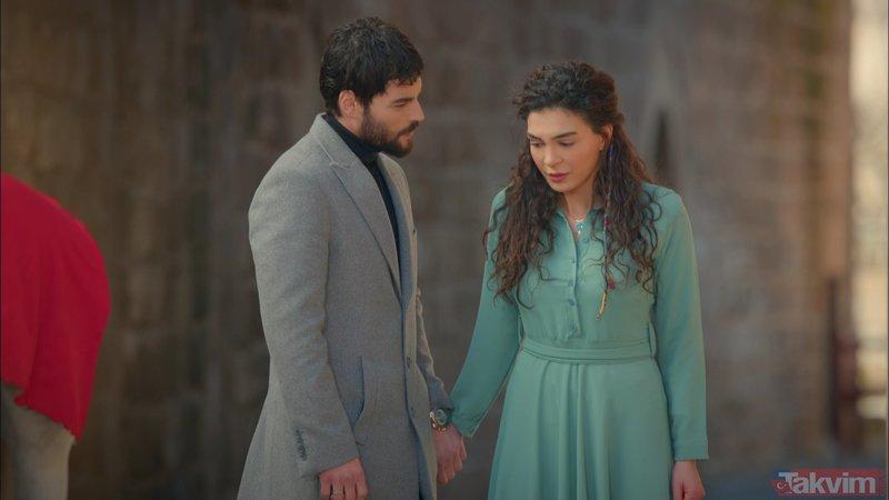 Hercai dizisinin Miran'ı ve Reyyan'ı hakkında bilinmeyenler! Hercai 6. yeni bölümden ipuçları