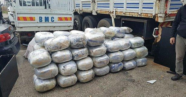 Ankara'da uyuşturucu satıcılarına ağır darbe