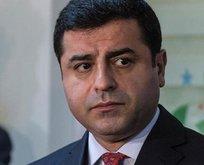 Teröristlere şehitler diyen Demirtaş'a verilen cezayı onandı!