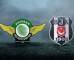 Akhisarspor - Beşiktaş maçı ne zaman?