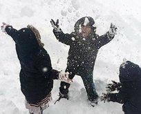 Haberler üst üste geliyor! Birçok ilde kar tatili