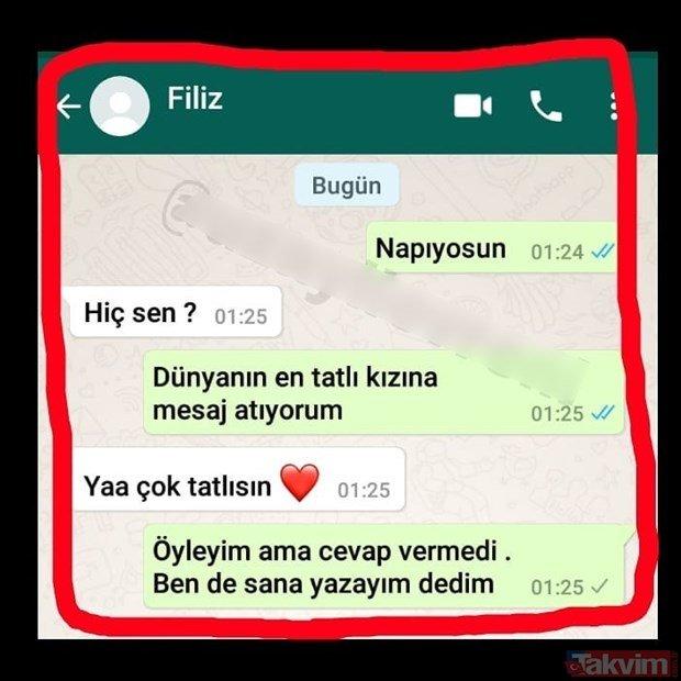 Türkiye bu Whatsapp mesajını konuşuyor! WhatsApp'taki mesaja sevgilisinin babasından efsane cevap
