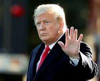 Trump ABD medyasına patladı