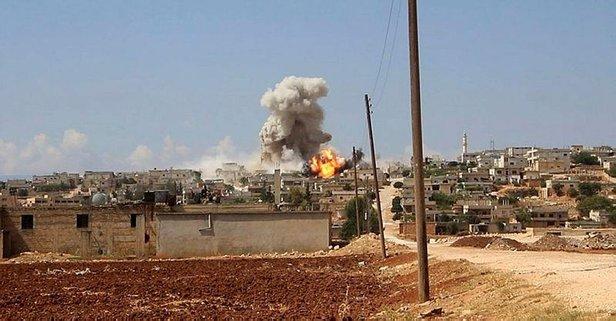 Fransadan İdlib açıklaması