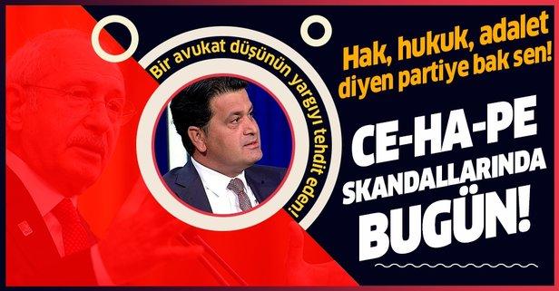 Kılıçdaroğlu'nun avukatından yargı üyelerine tehdit!