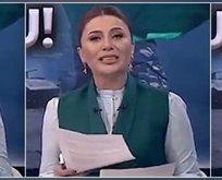 Azerbaycanlı spikerden sevinç gözyaşları
