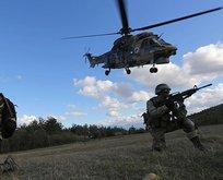 MSB duyurdu! 4 PKK'lı terörist etkisiz