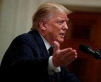 Trump'tan ABC'ye yalan haber tepkisi