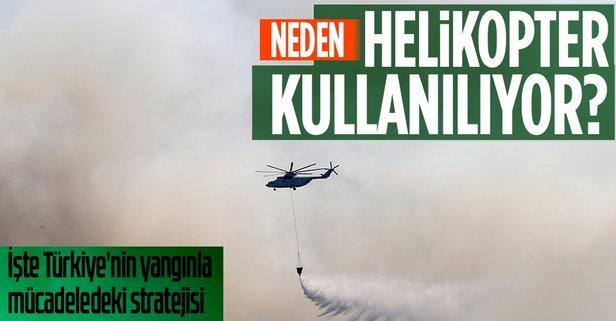 Türkiye'nin orman yangınlarıyla mücadele stratejisi ne?